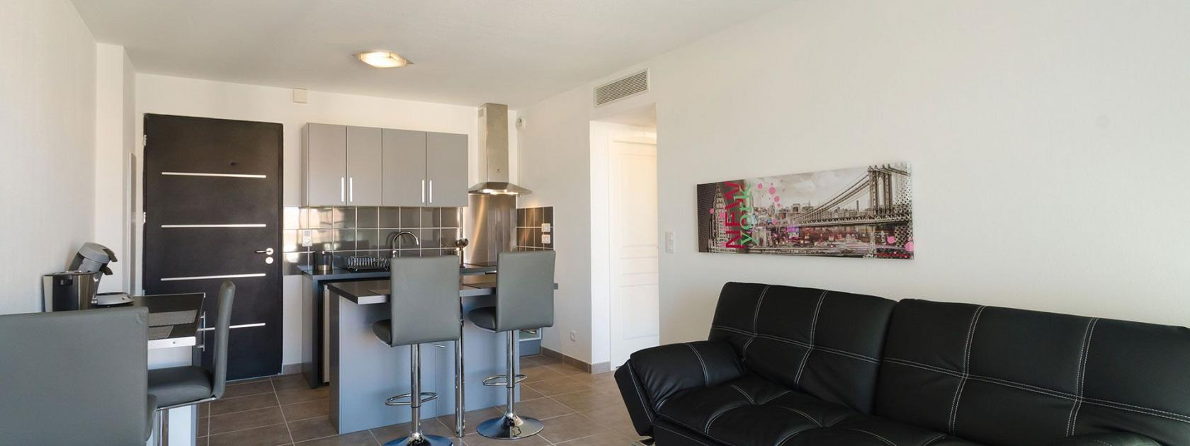 Location Appartement Balagne Calvi